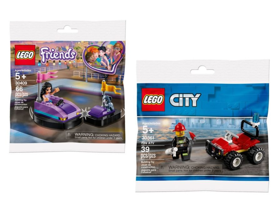 LEGO Shop Gratisbeigaben zur Auswahl