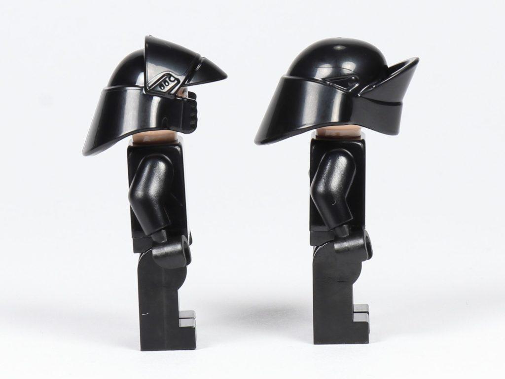 LEGO® Star Wars™ 75197 First Order Shuttlepilot und Schütze, rechte Seite | ©2019 Brickzeit