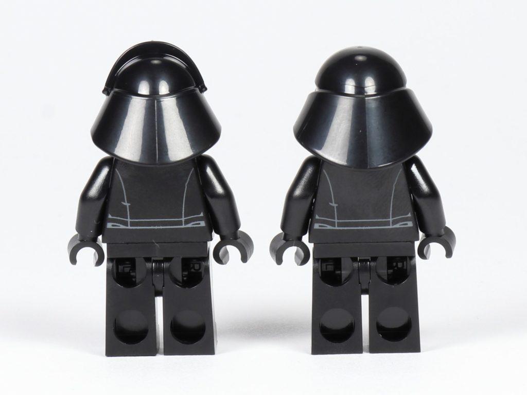 LEGO® Star Wars™ 75197 First Order Shuttlepilot und Schütze, Rückseite | ©2019 Brickzeit