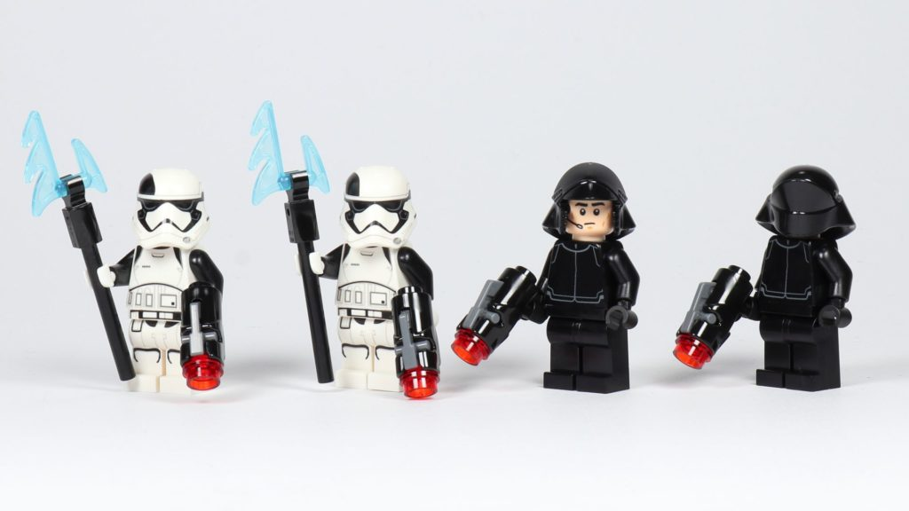 LEGO® Star Wars™ 75197 First Order Specialists Battle Pack - Minifiguren | ©2019 Brickzeit