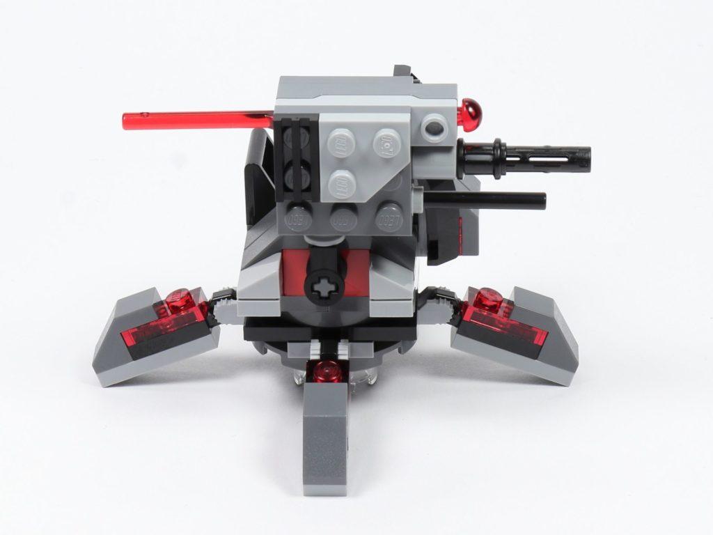 LEGO® Star Wars™ 75197 First Order Specialists Battle Pack - rechte Seite | ©2019 Brickzeit