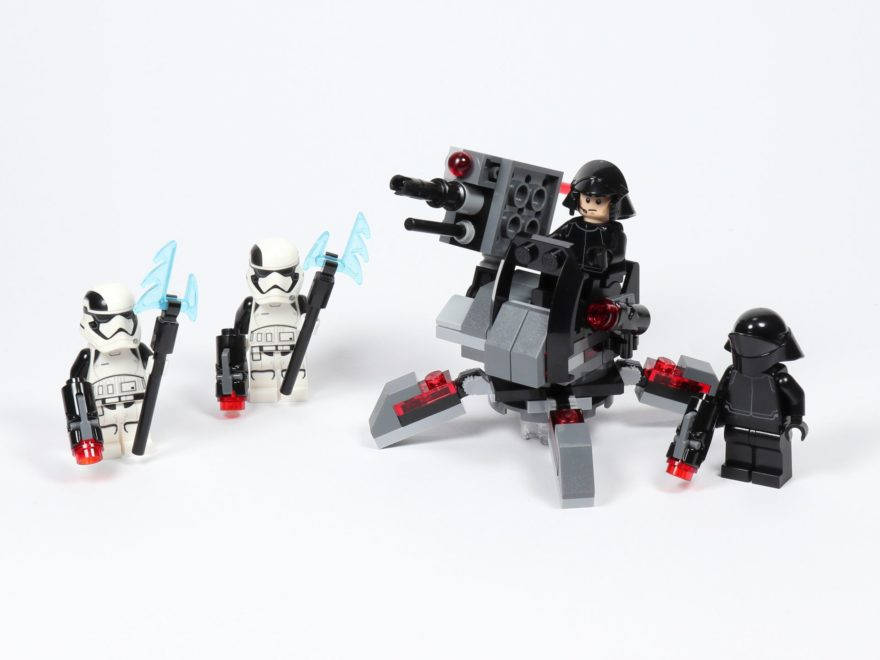 LEGO® Star Wars™ 75197 First Order Specialists Battle Pack - Titelbild | ©2019 Brickzeit