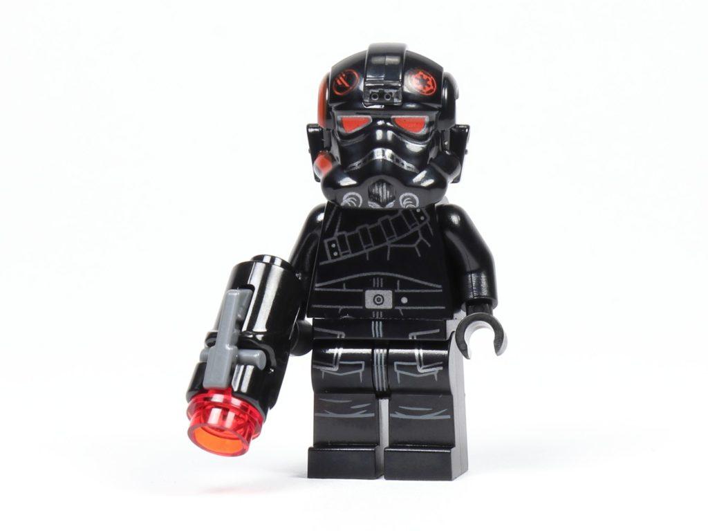 LEGO® Star Wars™ 75226 - Minfigur - Inferno Kommando Agent mit Blaster | ©2019 Brickzeit