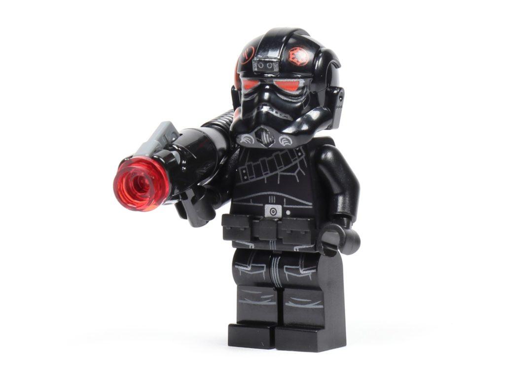 LEGO® Star Wars™ 75226 - Minfigur - Inferno Kommando Agent mit Raketenwerfer | ©2019 Brickzeit