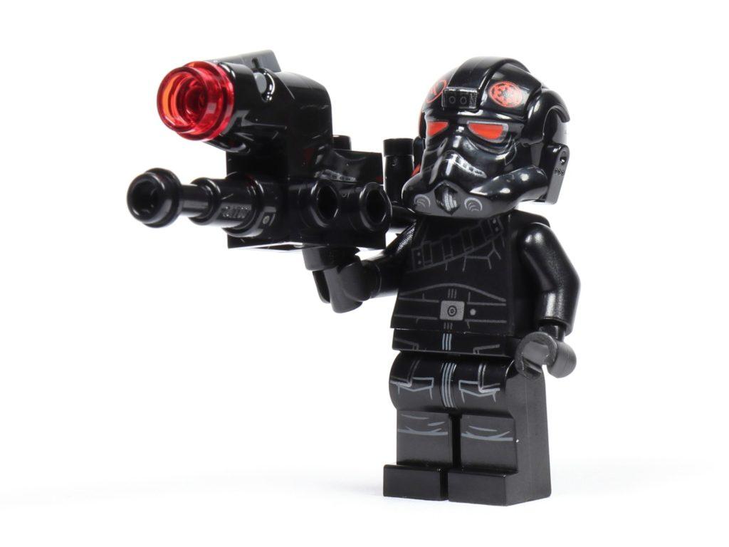 LEGO® Star Wars™ 75226 - Minfigur - Inferno Kommando Agent mit Gewehr | ©2019 Brickzeit
