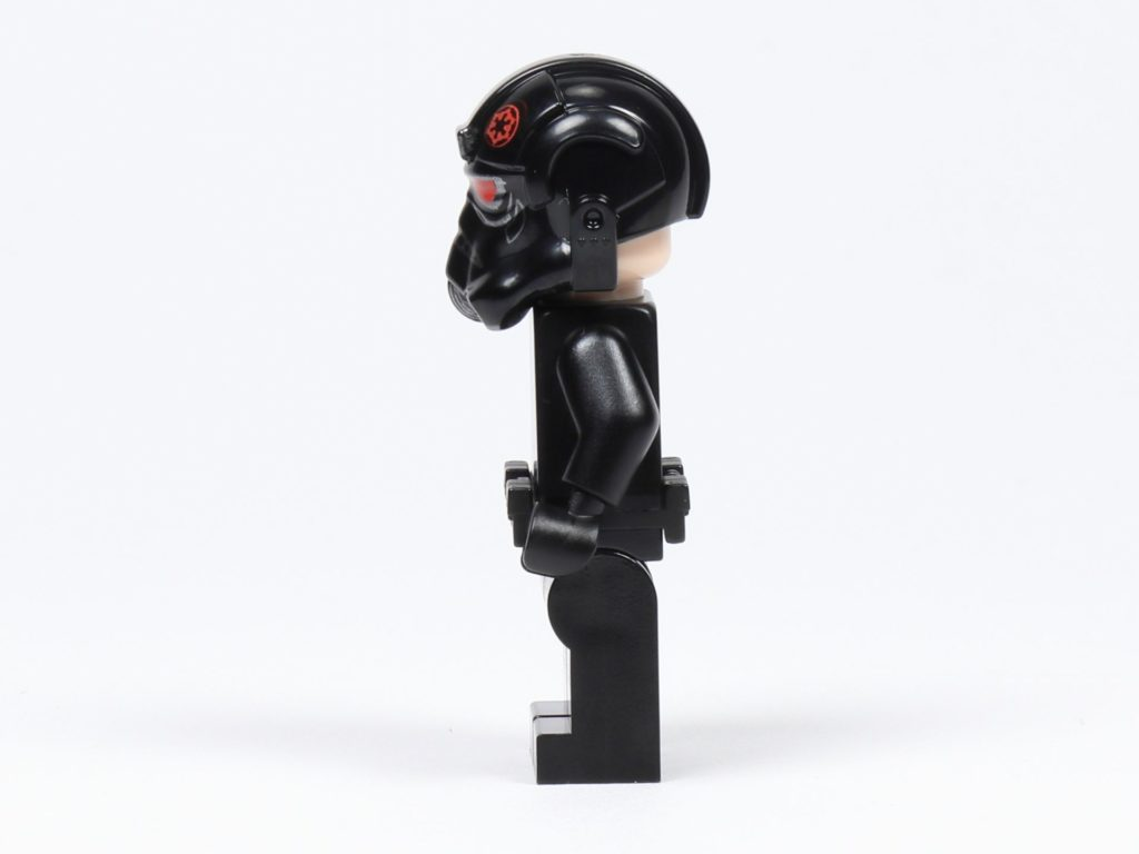LEGO® Star Wars™ 75226 - Minfigur - Inferno Kommando Agent mit Gürtel, linke Seite | ©2019 Brickzeit
