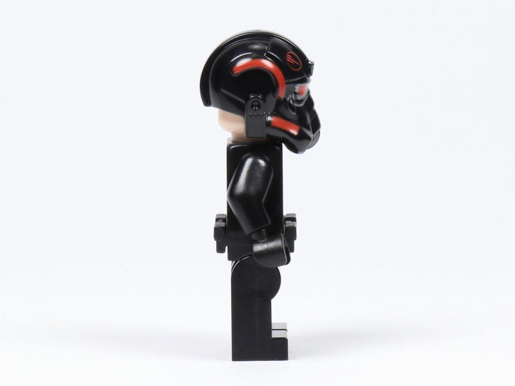 LEGO® Star Wars™ 75226 - Minfigur - Inferno Kommando Agent mit Gürtel, rechte Seite | ©2019 Brickzeit