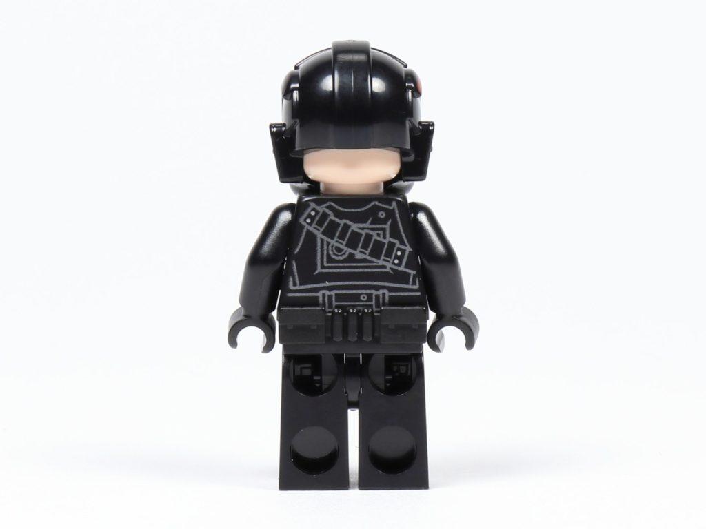 LEGO® Star Wars™ 75226 - Minfigur - Inferno Kommando Agent mit Gürtel, Rückseite | ©2019 Brickzeit