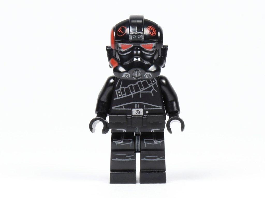 LEGO® Star Wars™ 75226 - Minfigur - Inferno Kommando Agent mit Gürtel, Vorderseite | ©2019 Brickzeit