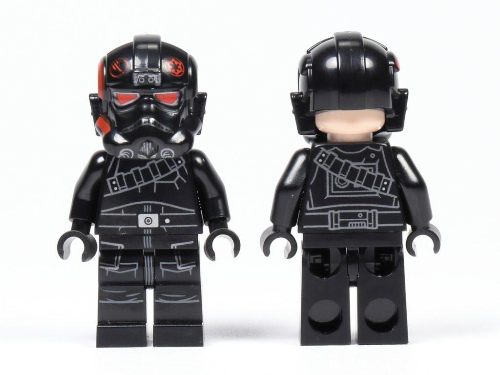 LEGO® Star Wars™ 75226 - Minfigur - Inferno Kommando Agents, Vorder- und Rückseite | ©2019 Brickzeit