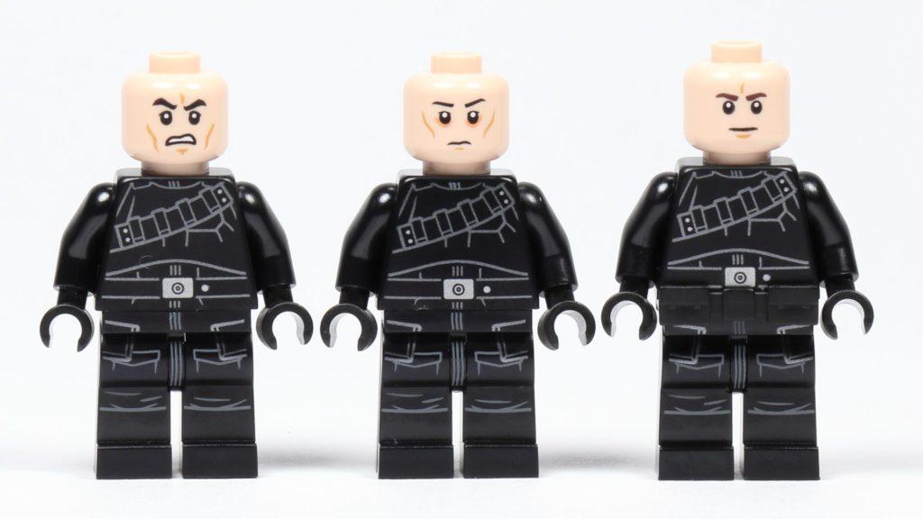 LEGO® Star Wars™ 75226 - Minfigur - Inferno Kommando Agents, unterschiedliche Gesichter | ©2019 Brickzeit