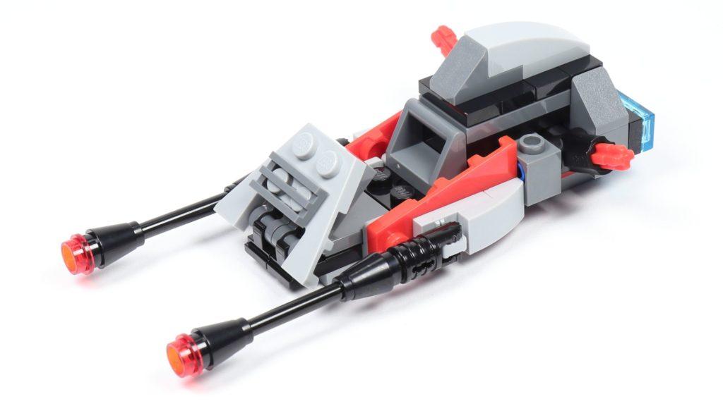 LEGO® Star Wars™ 75226 - Speeder - Rumpf | ©2019 Brickzeit