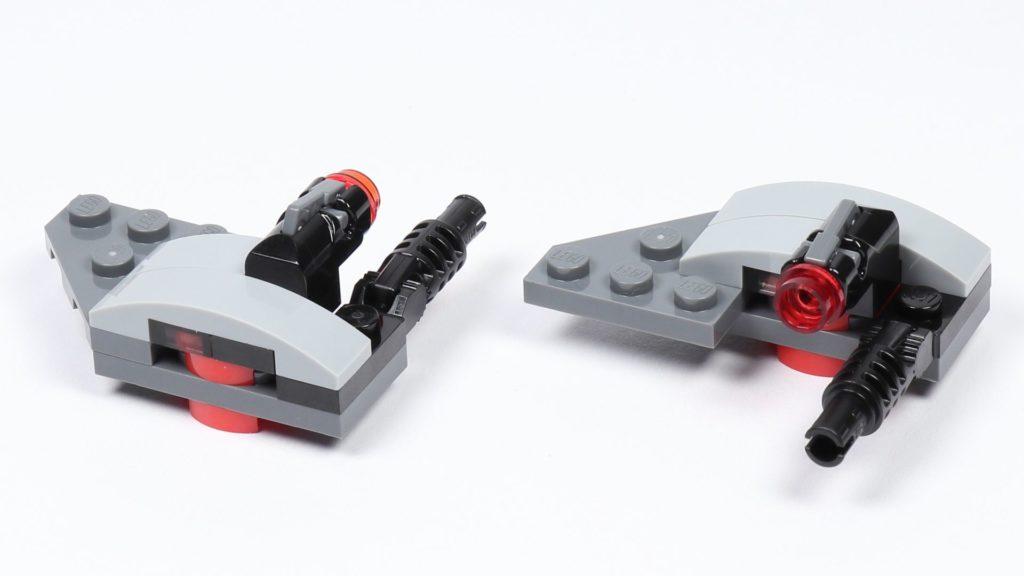 LEGO® Star Wars™ 75226 - Speeder - Flügel | ©2019 Brickzeit