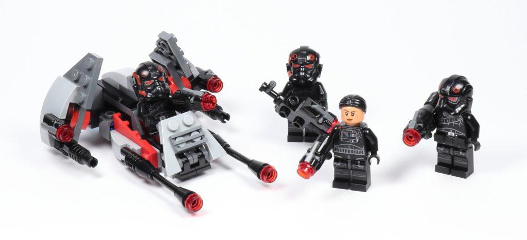 LEGO® Star Wars™ 75226 Inferno Squad Battle Pack | ©2019 Brickzeit