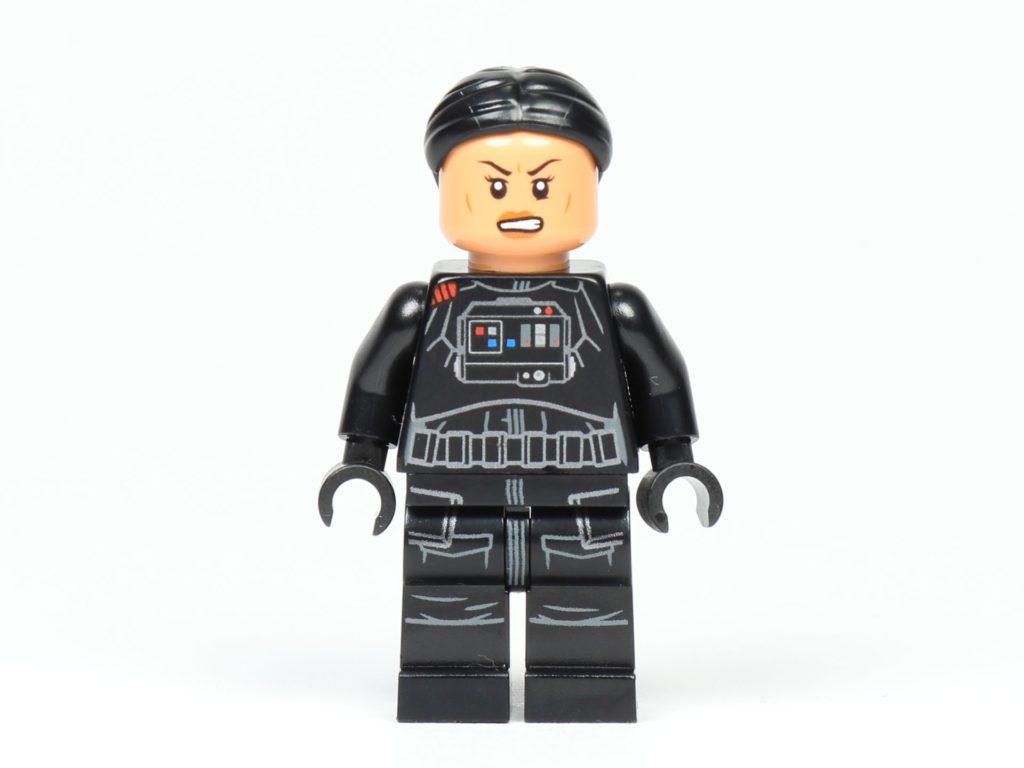 LEGO® Star Wars™ 75226 - Minifigur - Iden Versio, Vorderseite, alternatives Gesicht | ©2019 Brickzeit