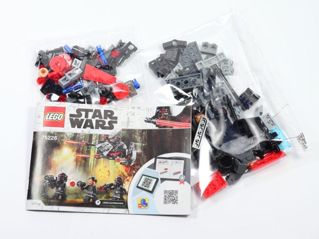 LEGO® Star Wars™ 75226 Inferno Squad Battle Pack - Inhalt | ©2019 Brickzeit
