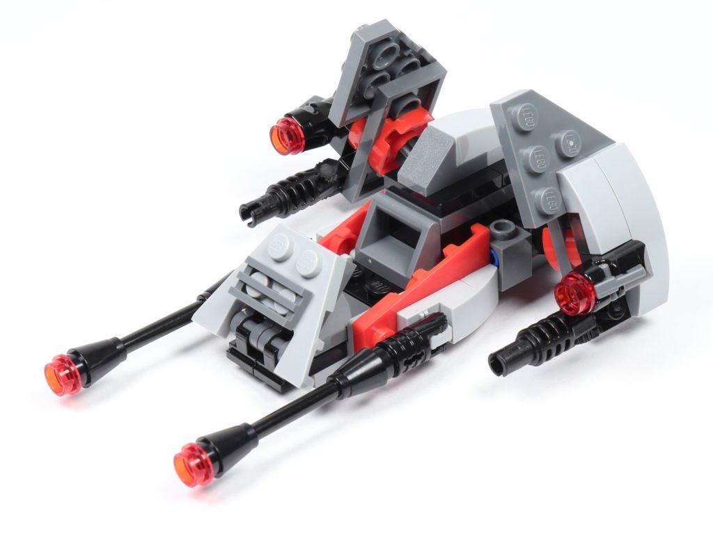 LEGO® Star Wars™ 75226 Inferno Squad Battle Pack - Speeder | ©2019 Brickzeit
