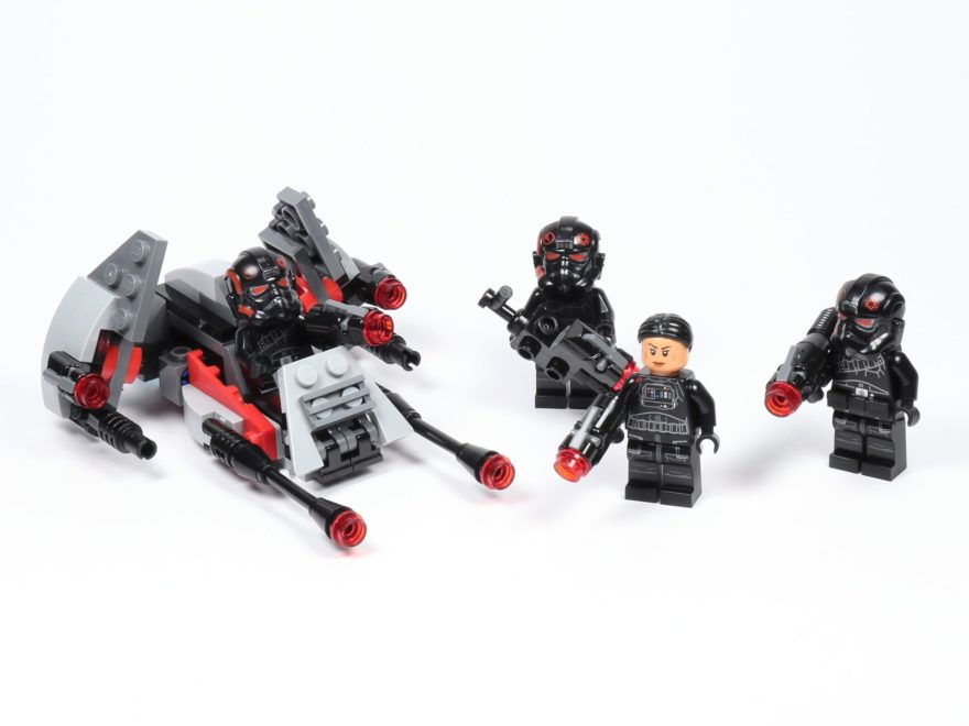 LEGO® Star Wars™ 75226 Inferno Squad Battle Pack - Titelbild | ©2019 Brickzeit