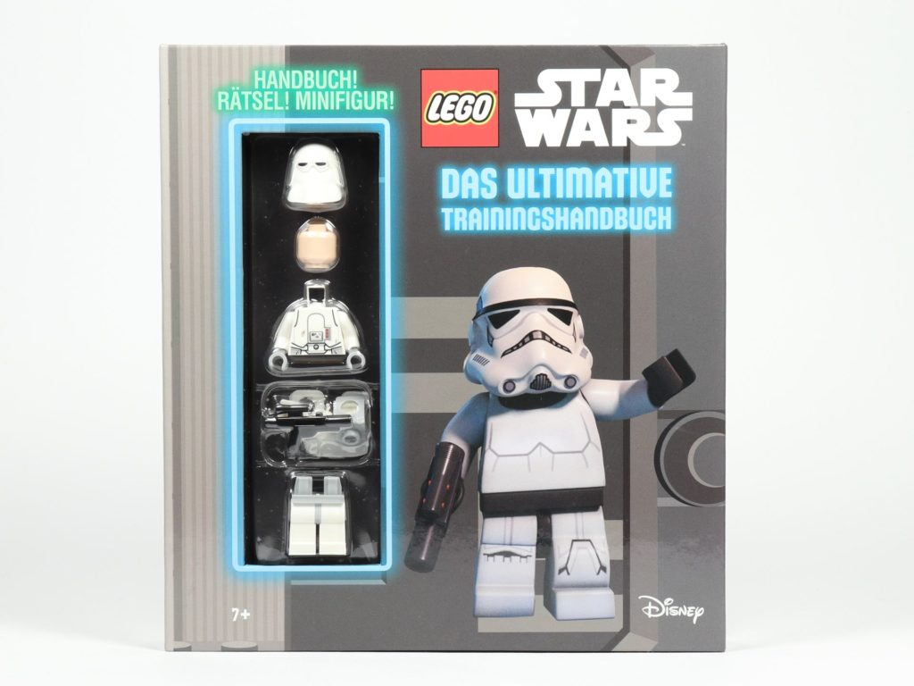 LEGO® Star Wars™ - das ultimative Trainingshandbuch - Box Vorderseite | ©2019 Brickzeit