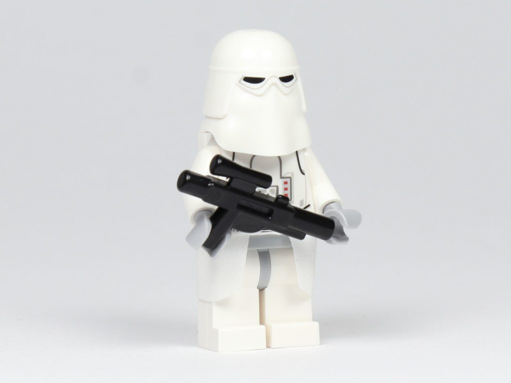 LEGO® Star Wars™ - das ultimative Trainingshandbuch - Snowtrooper mit Blaster | ©2019 Brickzeit