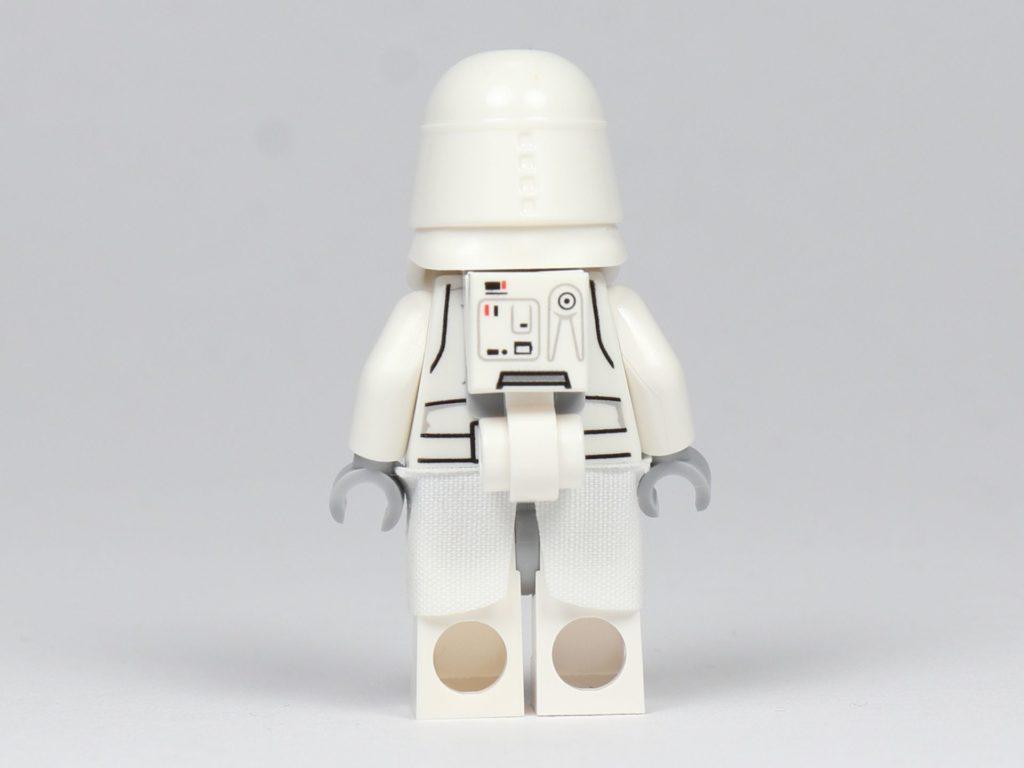 LEGO® Star Wars™ - das ultimative Trainingshandbuch - Snowtrooper, Rückseite | ©2019 Brickzeit