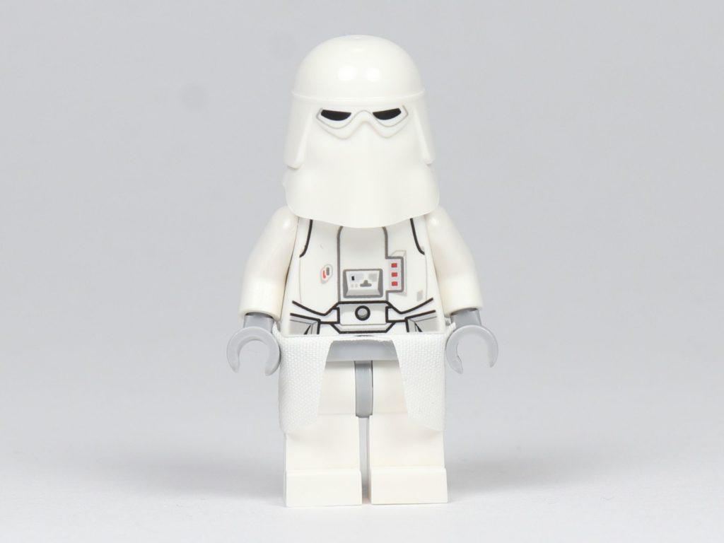 LEGO® Star Wars™ - das ultimative Trainingshandbuch - Snowtrooper, Vorderseite | ©2019 Brickzeit