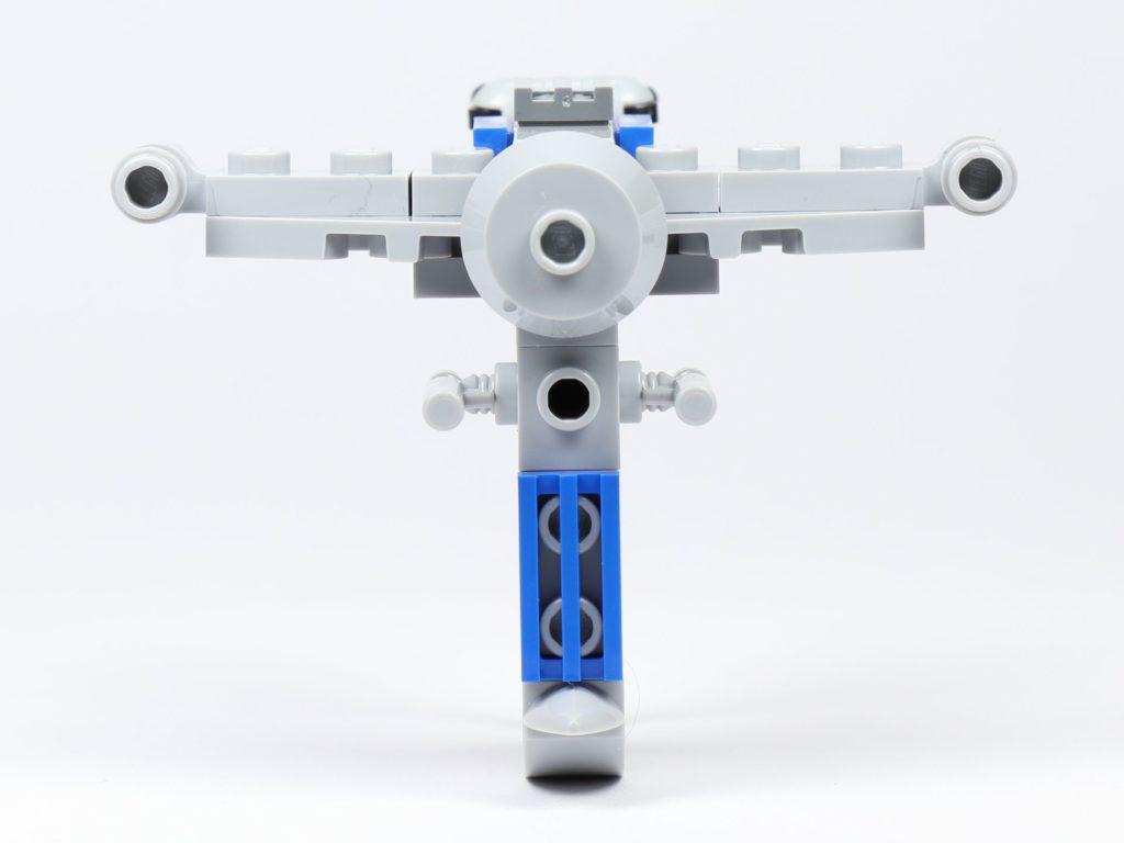 LEGO® Star Wars™ Magazin Nr. 44 - Resistance Bomber, Vorderseite | ©2019 Brickzeit