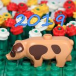 Neues Jahr 2019 - Titelbild | ©2019 Brickzeit