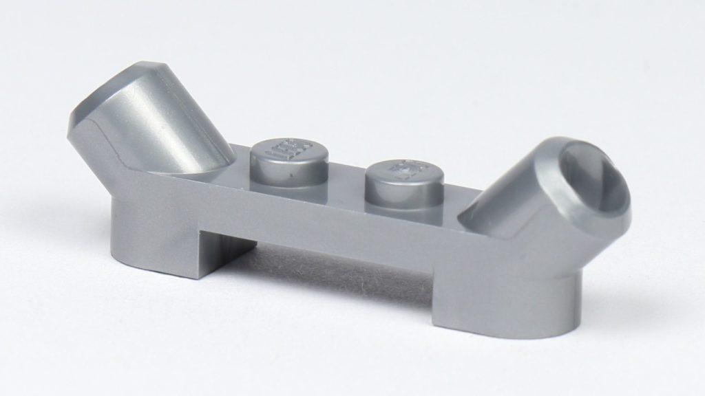 THE LEGO MOVIE 2 Mini-Baumeister Eisenbart (30528) - Spezielle Teile 2 | ©2019 Brickzeit