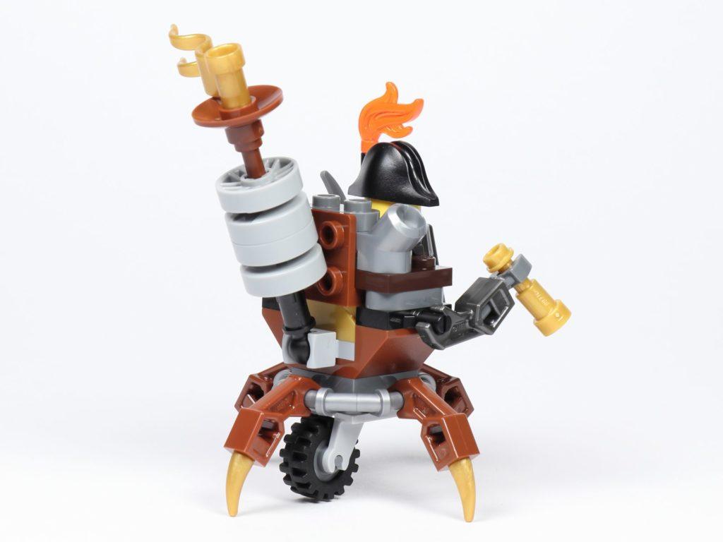 THE LEGO MOVIE 2 Mini-Baumeister Eisenbart (30528) - Spinne, hinten rechts | ©2019 Brickzeit