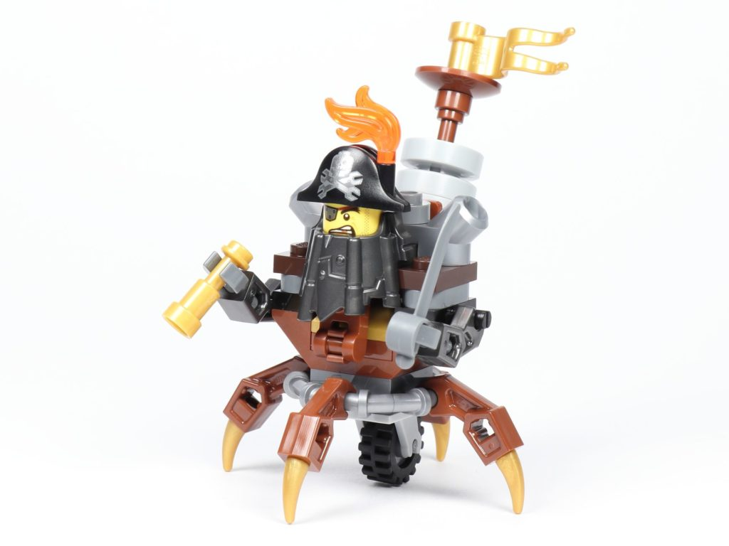 THE LEGO MOVIE 2 Mini-Baumeister Eisenbart (30528) - Spinne, vorne links | ©2019 Brickzeit