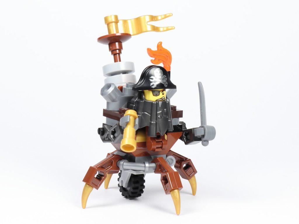 THE LEGO MOVIE 2 Mini-Baumeister Eisenbart (30528) - Spinne, vorne rechts | ©2019 Brickzeit