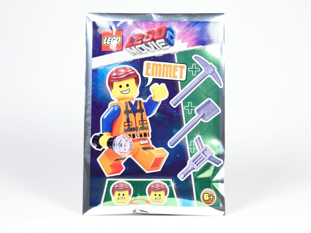 THE LEGO® MOVIE 2™ Magazin Nr. 1 - Polybag 471905 | ©2019 Brickzeit