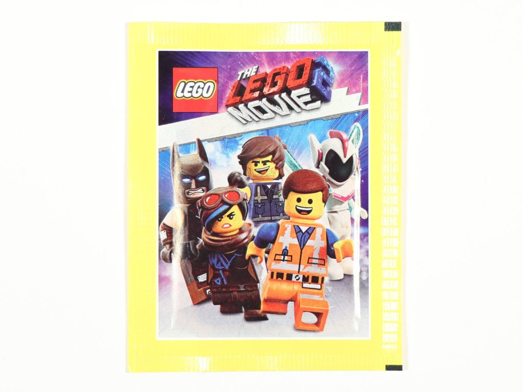 THE LEGO® MOVIE 2™ Magazin Nr. 1 - Stickerpäckchen | ©2019 Brickzeit