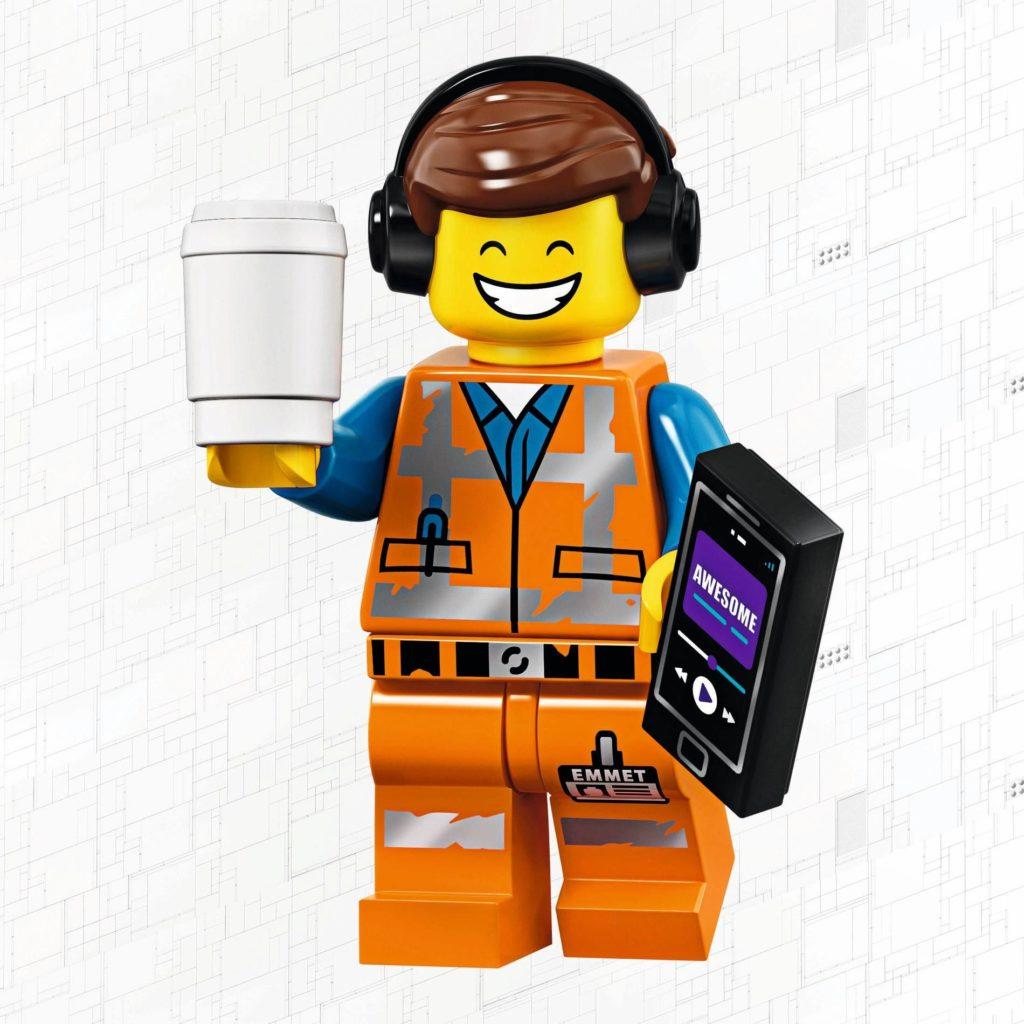 LEGO 71023 - Emmet | © 2019 LEGO Gruppe