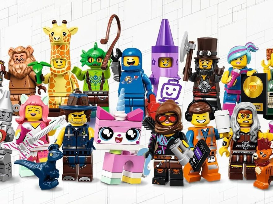 THE LEGO MOVIE 2 Minifiguren Sammelserie (71023) - Titelbild | © 2019 LEGO Gruppe