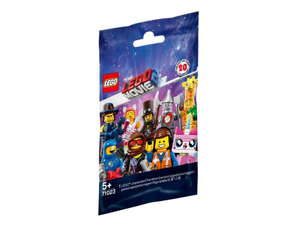 THE LEGO® MOVIE 2 Minifiguren Sammelserie (71023) - Blindbag | ®LEGO Gruppe