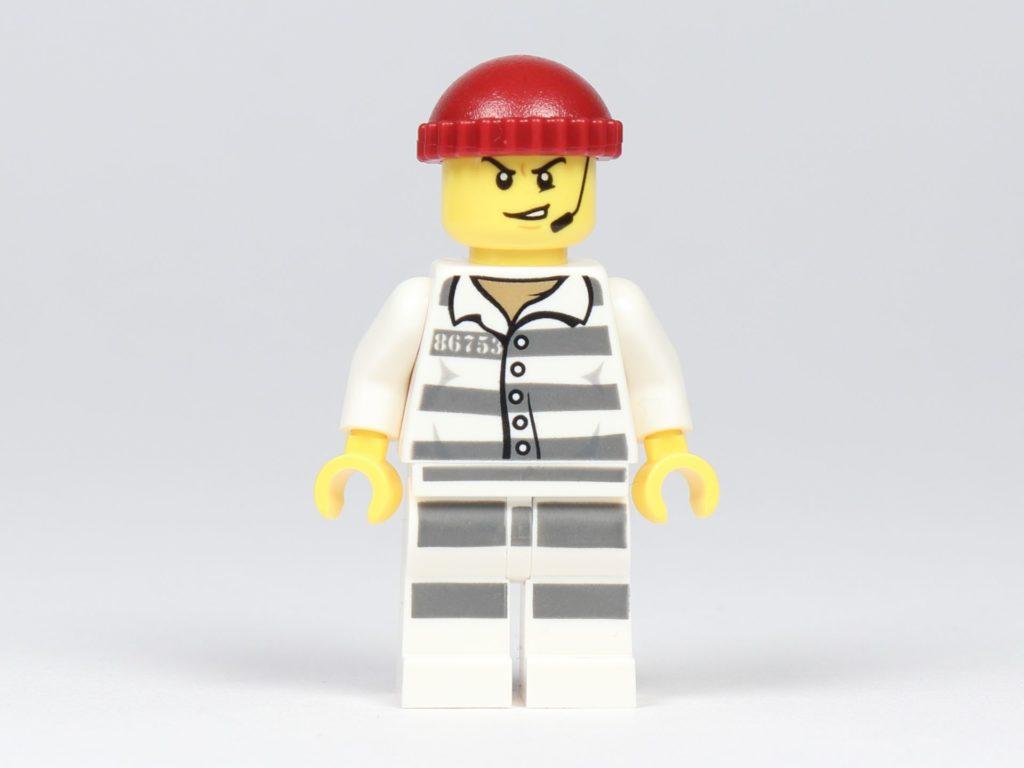 LEGO® City 30362 Raketenrucksack - Dieb, Vorderseite | ©2019 Brickzeit