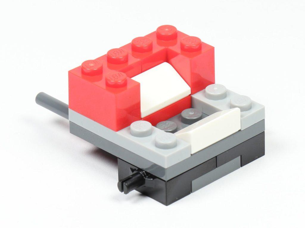 LEGO® City 30364 Popcorn Stand - Aufbau, Innenseite | ©2019 Brickzeit