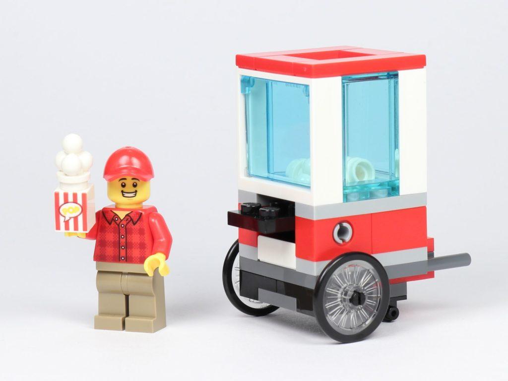 LEGO® City 30364 Popcorn Stand | ©2019 Brickzeit