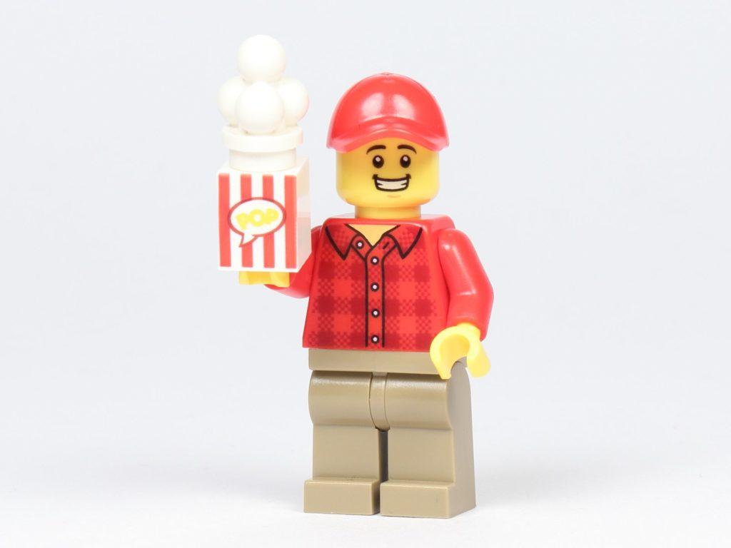 LEGO® City 30364 Popcorn Stand - Minifigur mit Popcorntüte | ©2019 Brickzeit