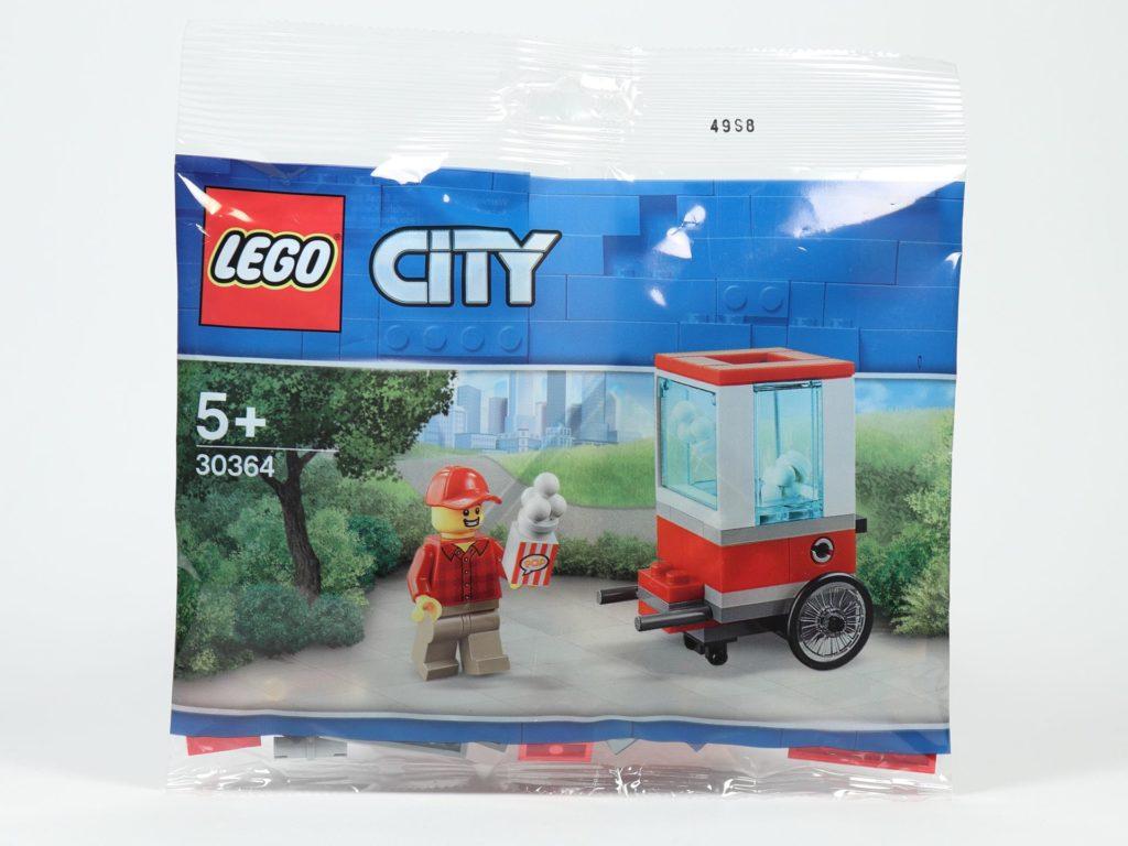 LEGO® City 30364 Popcorn Stand - Polybag | ©2019 Brickzeit