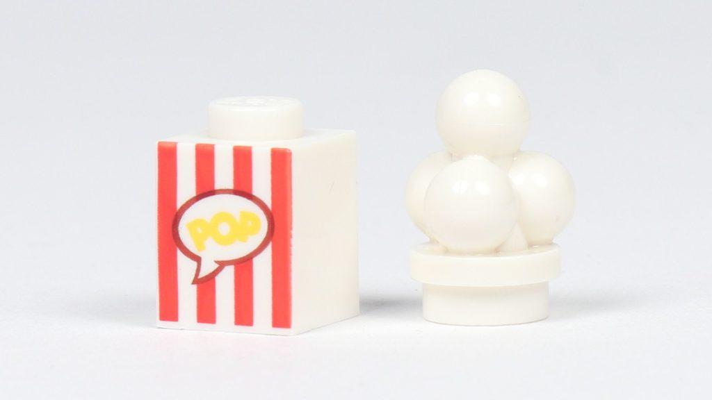 LEGO® City 30364 Popcorn Stand - Popcorn und Tüte | ©2019 Brickzeit