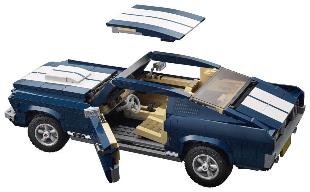 LEGO® Creator Exper 10265 Ford Mustang - Bild 01 | ©LEGO Gruppe