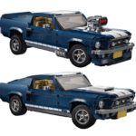 LEGO® Creator Exper 10265 Ford Mustang - Titelbild | ©LEGO Gruppe