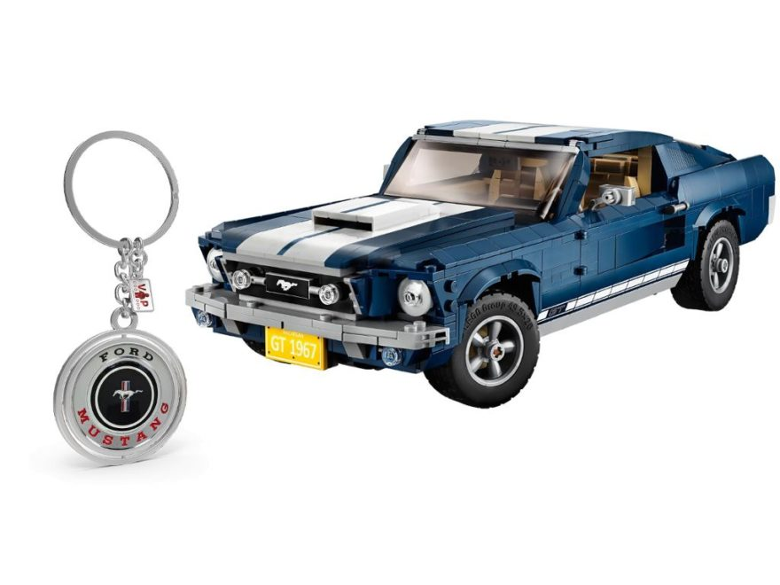 LEGO® Creator Exper 10265 Ford Mustang - Titelbild 2 | ©LEGO Gruppe