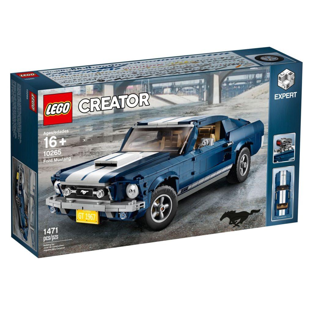LEGO® Creator Exper 10265 Ford Mustang - Bild 22 | ©LEGO Gruppe