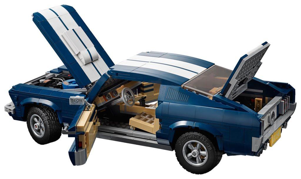 LEGO® Creator Exper 10265 Ford Mustang - Bild 13 | ©LEGO Gruppe