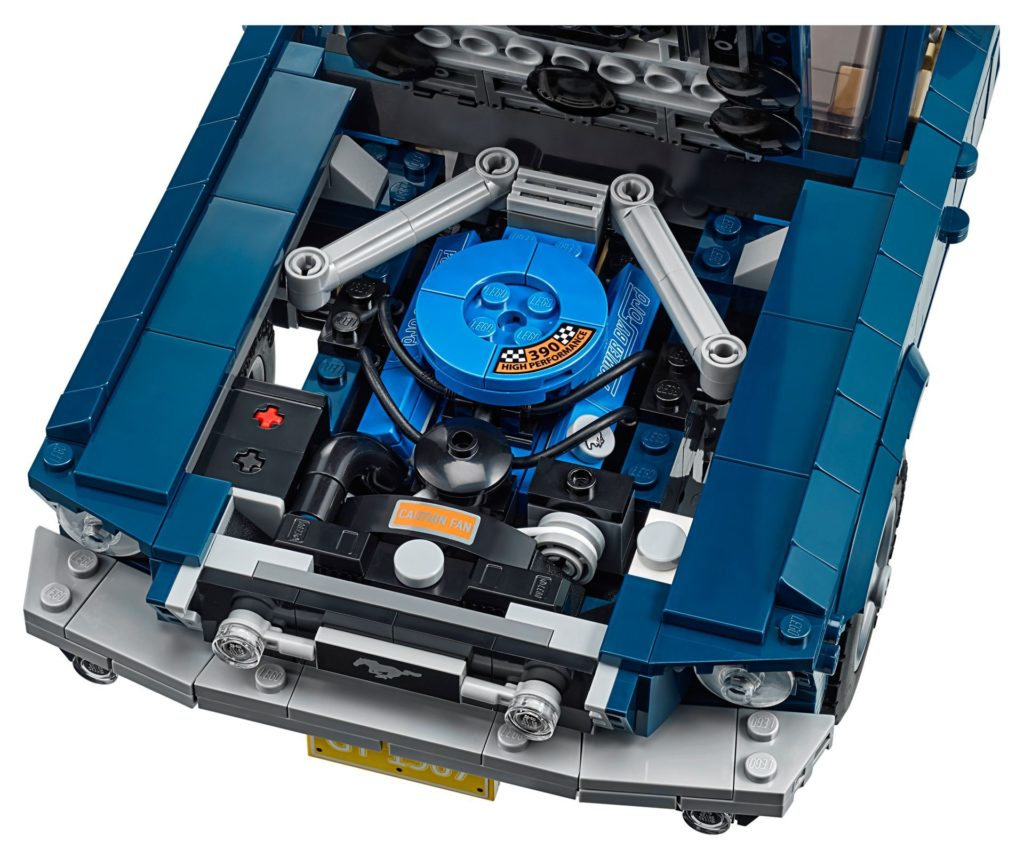 LEGO® Creator Exper 10265 Ford Mustang - Bild 12 | ©LEGO Gruppe