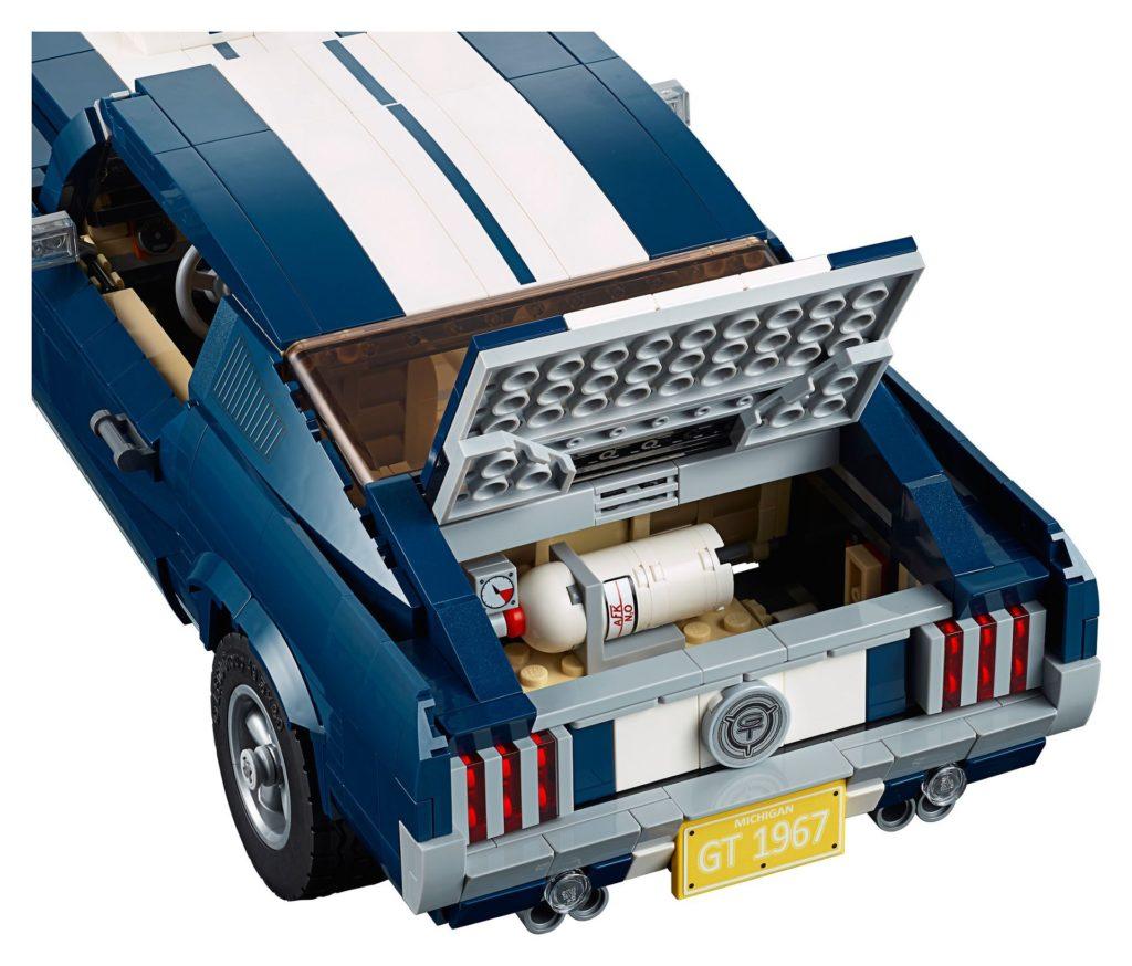 LEGO® Creator Exper 10265 Ford Mustang - Bild 11 | ©LEGO Gruppe